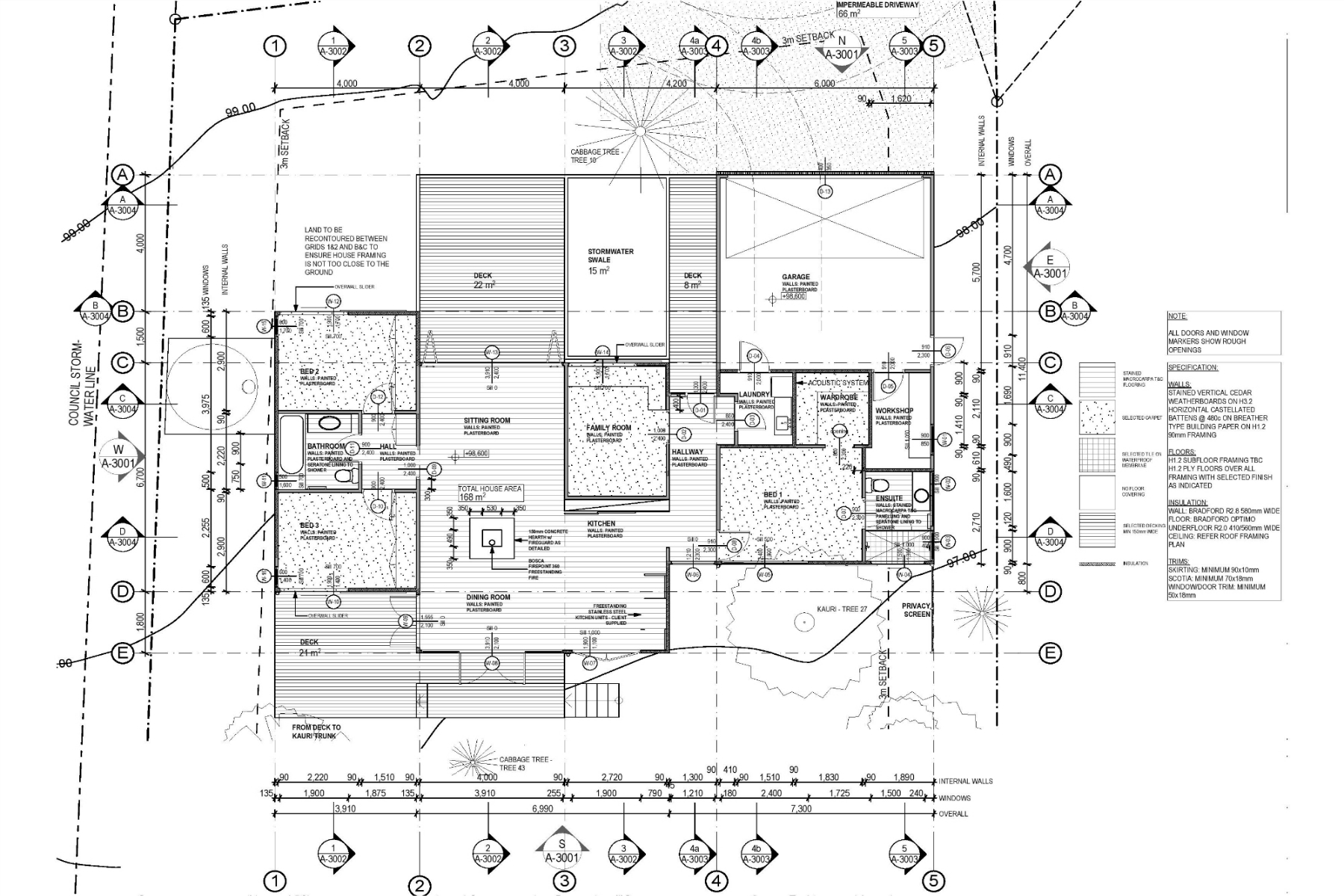 Architect new house plans