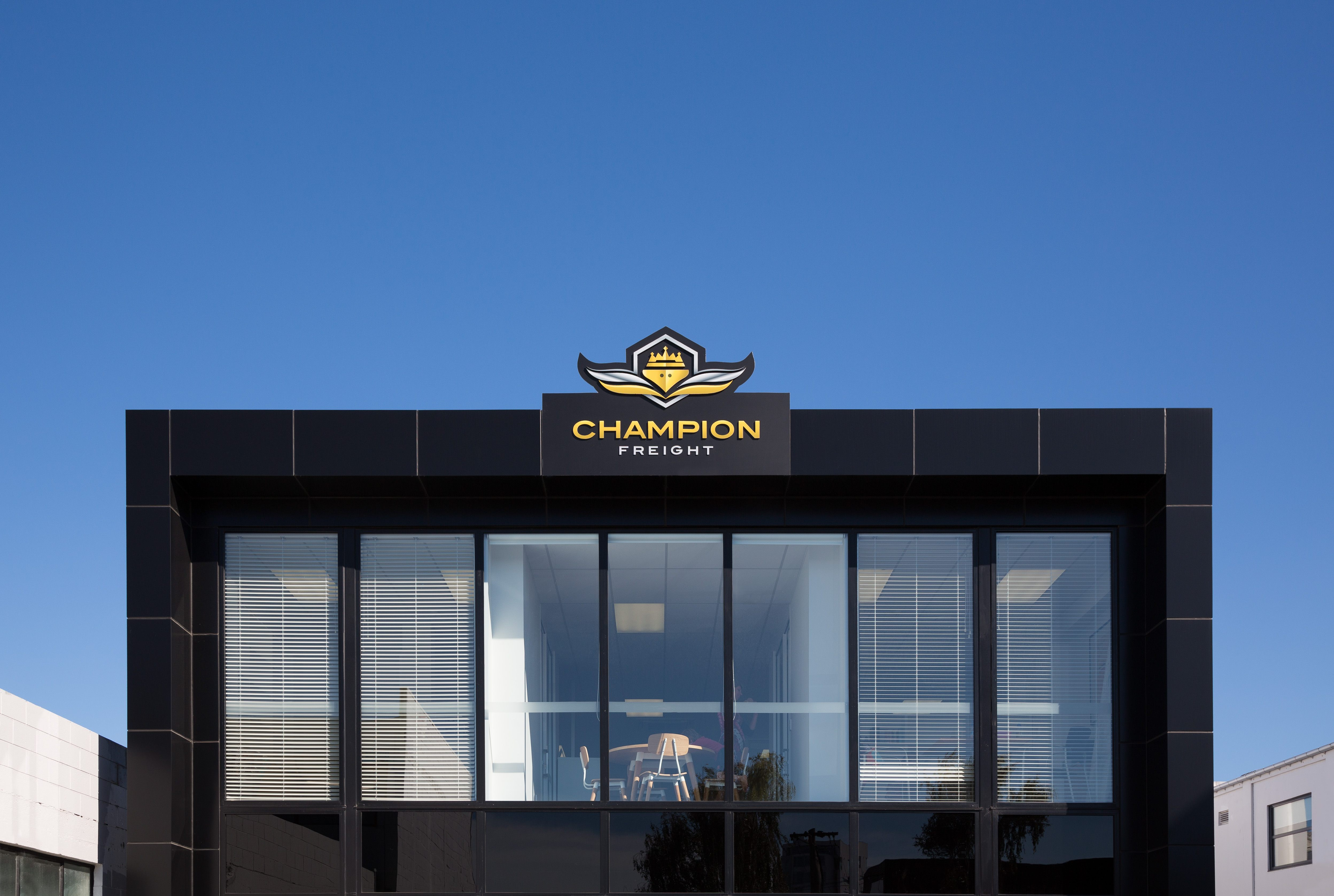 Champion Freight Offices