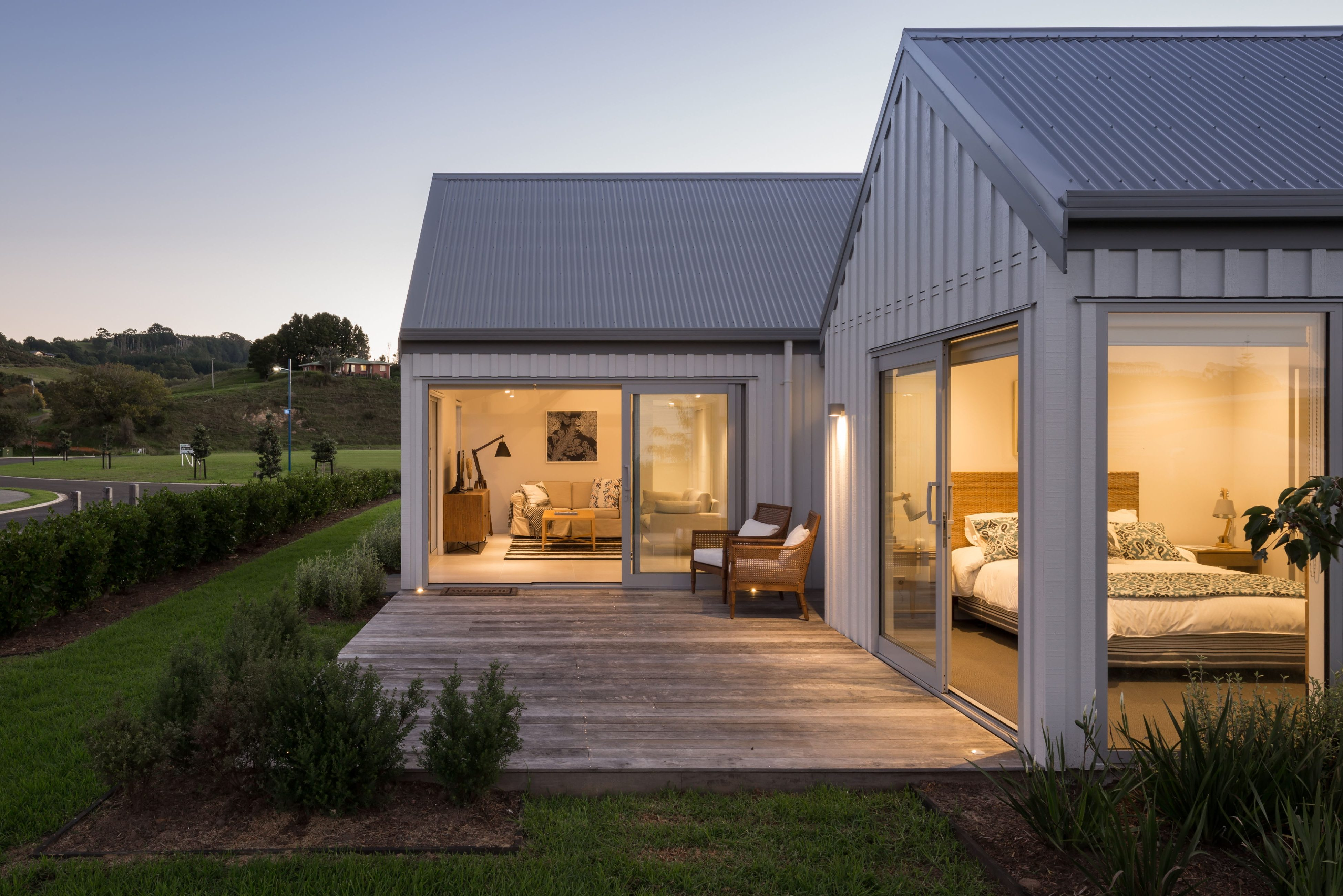 Coromandel architect beach architecture
