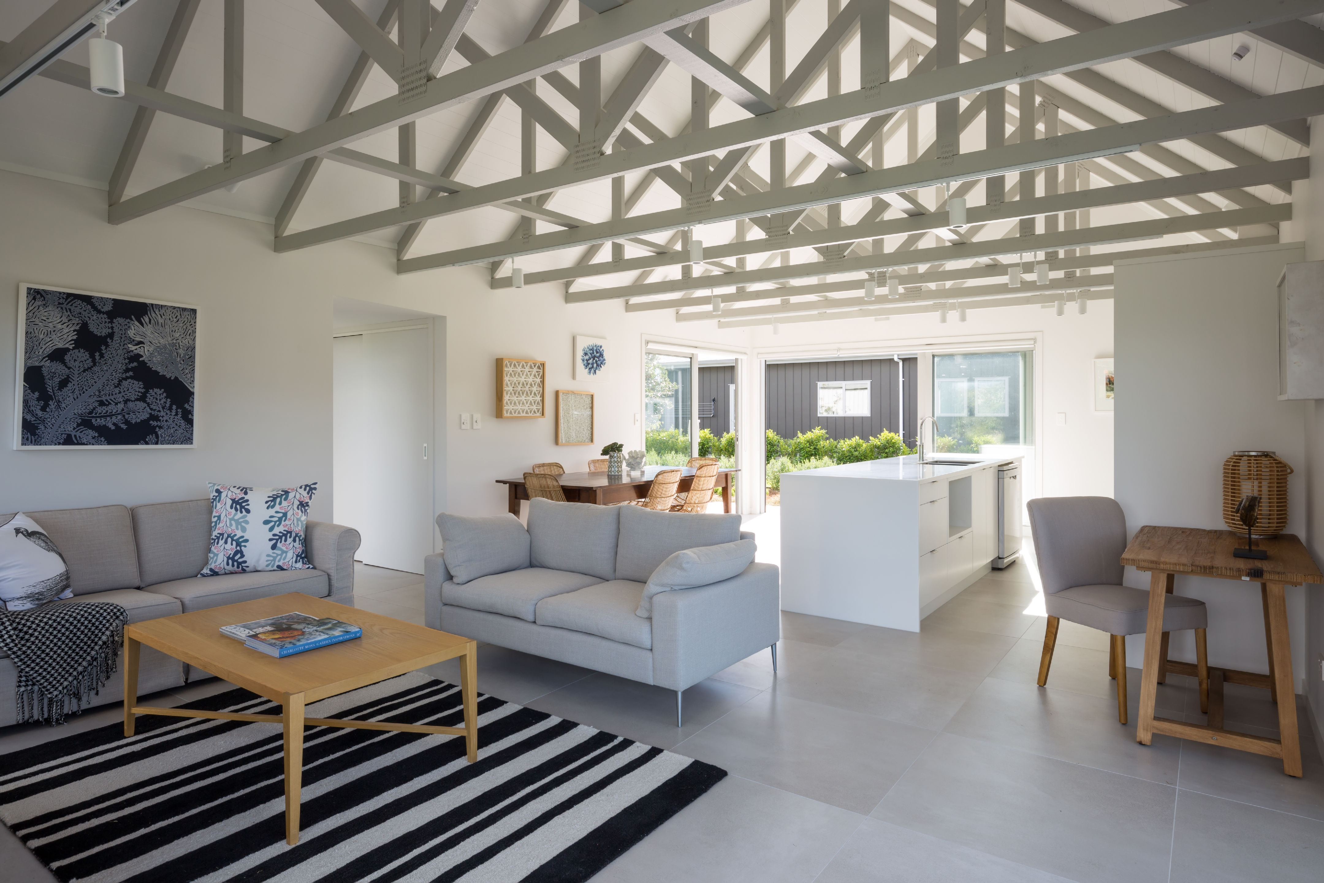 Cooks Beach house architecture