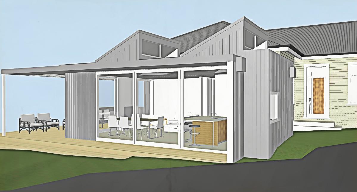 Bungalow renovation Auckland architect