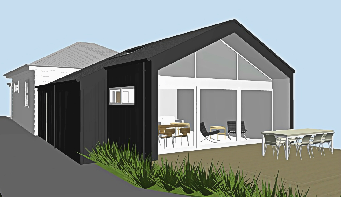 Onehunga architecture Auckland Residentail architect