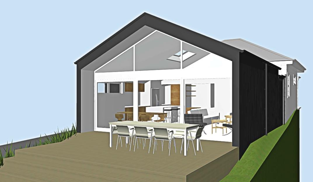 Auckland architect contemporary architecture