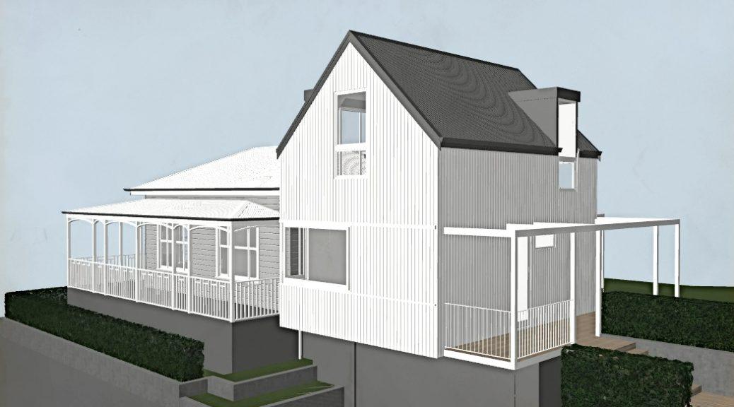 Villa renovation Auckland Ponsonby