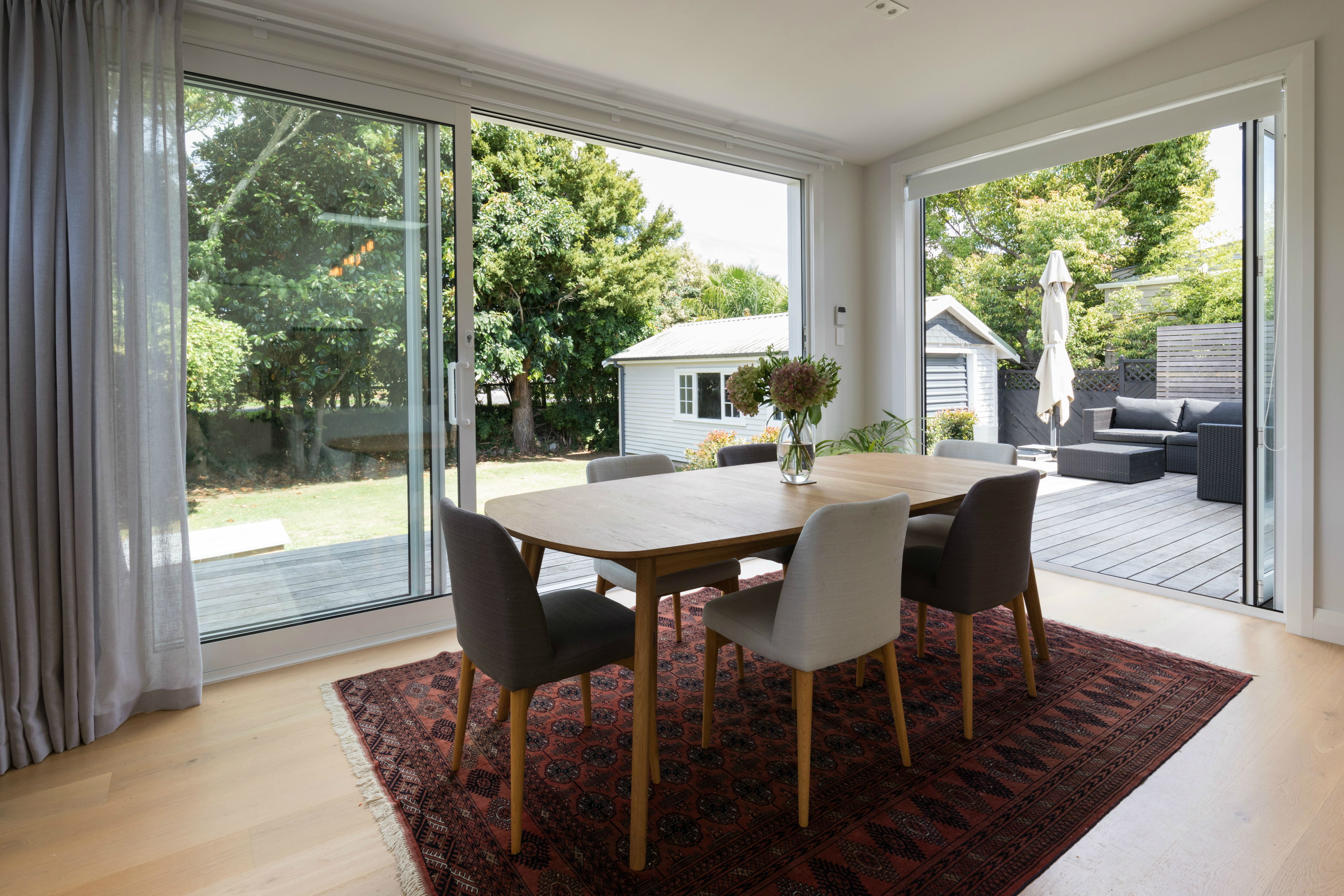 bungalow dining room extension